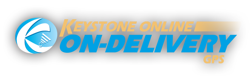 Keystone Online On-Delivery GPS